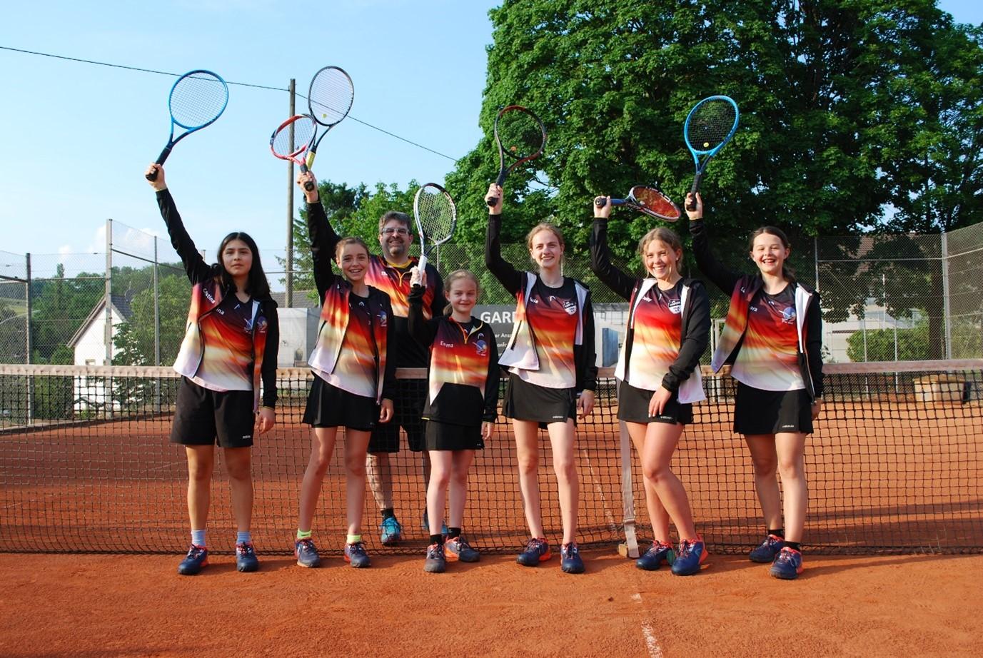 DTB Team Outfit für die Juniorinnen 15